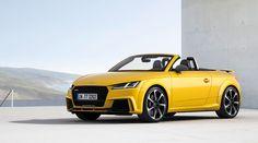 Audi RS TT Roadster