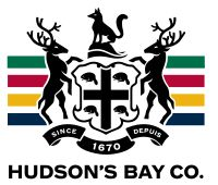 1670:  Whether you want to call it HBC, The Bay or La Baie.... it's a Canadian icon.  Older then Canada the company was founded to support the fur trade. Poor little beavers.... Anyone who knows anything will recognise the green, red, yellow, blue strips anywhere. Now....when's the next Bay day??