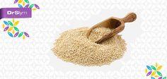 Quinoa, das Gold der Inka enthält mehr Calcium als Milch und doppelt so viel Eisen und Vitamin E als Weizen. Quinoa ist reich an Vitaminen der Gruppe B, Phosphor, Kalium, Zink und Ballaststoffen. Sympathisch, nicht wahr?