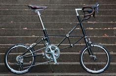 AM‐20 Mk.2  ドロップハンドル/SHIMANO ULTEGRA | 折りたたみ自転車・ミニベロ専門店 GREEN CYCLE STATION