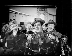 I Love Lucy was the first to series to end its run at No. 1 in the Nielsen ratings.