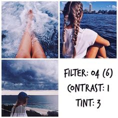 Free alternative: Filter: none Exposure: Contrast: Temperature: Saturation: ?Click the link in our bio to get free vsco filters!Also Photos Ideas) Photography Filters, Photography Editing, Photo Editing Vsco, Photography Hacks, Image Editing, Amazing Photography, Instagram Theme Vsco, Bio Instagram, Fotografia Vsco