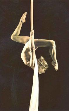 aerial silks:
