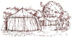 Illustration by Alan Whittle undertaken at the LRP event held in Derby at the end of August 2013