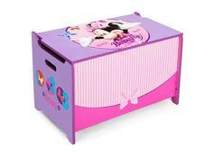 Baúl Minnie infantil de madera. DELTA CHILDREN TB84878MN, IndalChess.com Tienda de juguetes online y juegos de jardin