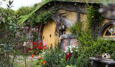 https://flic.kr/p/oSmyrm | Hobbit Hole | Hobbit Hole @ Hobbiton