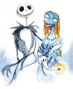The Art of Tim Burton