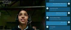Skype tłumaczy rozmowy głosowe w czasie rzeczywistym