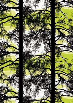 Items similar to Fabric white black lilac grey trees Vallila Kelohonka Cotton Fabric House textilies Fabric Scandinavian Design Scandinavian Textile on Etsy Gray Tree, Black Tree, Scandinavian Fabric, Scandinavian Interior Design, Unique Curtains, Purple Trees, Lilac Grey, Fab Life, Fabric Houses
