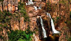 Twin falls-Kakadu