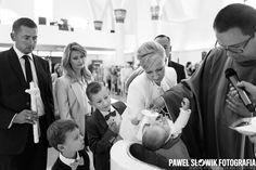 Ja ciebie chrzczę w imię Ojca i Syna, i Ducha Świętego