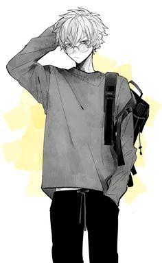 Kaidou shun ~ saiki kusuo no psi nan Manga Anime, Boys Anime, Art Manga, Hot Anime Boy, Manga Boy, Cute Anime Guys, Anime Art, Anime Cat Boy, Anime Teen