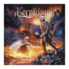"L'album dei #Korpiklaani intitolato ""Manala""."