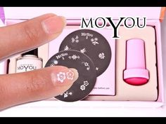 Moyou Nails - EASY Nail Art Kitty Set Review and Demo - Professional Results - http://rainbowloomsale.com/moyou-nails-easy-nail-art-kitty-set-review-and-demo-professional-results/