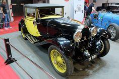 """Bugatti Type 40 de 1928 de """"Lidia"""""""