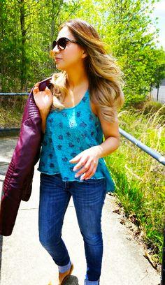 #nyandcompany #jacket   www.nuriaroses.blogspot.com