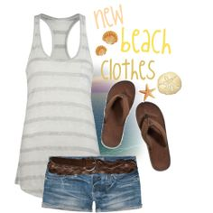 beach outfits | new beach clothes - Polyvore