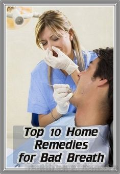 Top 10 Home Remedies for Bad Breath | 234 health and fitness