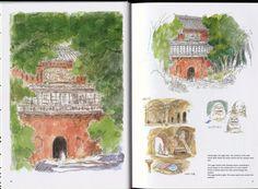 Miyazaki Spirited Away, Painting, Art, Art Background, Painting Art, Kunst, Paintings, Gcse Art
