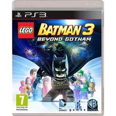 Lego Batman Beyond Gotham + The Sly Collection PlayStation 3 Bundle - icon  discount 3698ae77d0cb