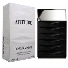 #perfume para hombre Giorgio Armani Attitude de #GiorgioArmani  https://perfumesana.com/armani-attitude/1185-giorgio-armani-attitude-edt-50-ml-spray-3605520301544.html