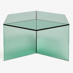 Neocraft Small Green Hexagon Side Table COMPRE ONLINE site_internacional