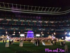 Mon and You: Party Santiago Bernabéu