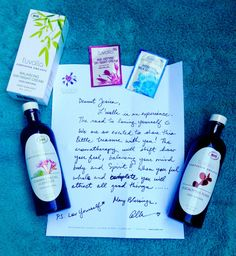 L'uvalla Organic Skin Care Review #certified #organic #skin #antiaging #cleanser #toner #cream