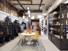 Tenue de Nimes clothing store, Amsterdam, The Netherlands, Europe.