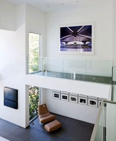 Modern interior by Max Strang Architecture