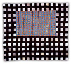 Eleanor McCain - Art Quilts: Galleries - Grid Series