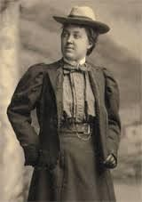 Fist Lady Of Yukon Territory