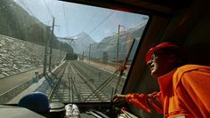 Switzerland Is Opening the World's Longest-Ever Rail Tunnel