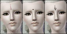 My Sims 3 Blog: Bindi by Ohsigh Sims