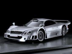 1999 Mercedes-Benz CLK GTR AMG