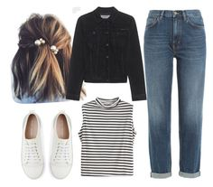 """""""Untitled #128"""" by etteland on Polyvore featuring M.i.h Jeans, Calvin Klein Jeans and Mint Velvet"""