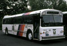 1976 NJ Transit Bus - Rohr Flxible