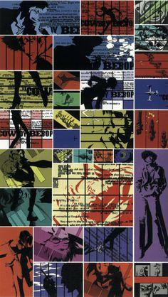 Cowboy Bebop Blue, Cowboy Bepop, Cowboy Bebop Anime, Nail Bat, Serial Experiments Lain, Cowboy Bebop Wallpapers, Manga Anime, Anime Art, See You Space Cowboy