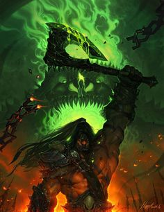 Grom Hellscream Artwork Do you love WoW? Click the pin to check out our World of Warcraft section. world of warcraft characters world of warcraft horde warcraft orc Warcraft Heroes, Art Warcraft, World Of Warcraft Game, World Of Warcraft Characters, Grom Hellscream, Grommash Hellscream, Fantasy World, Fantasy Art, Final Fantasy