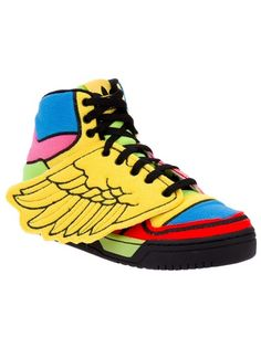17823f9de6c ADIDAS ORIGINALS BY JEREMY SCOTT - Wing Trainers. Jeremy Scott Wings