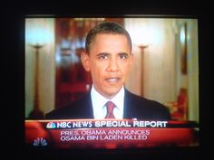 hey america remember when #obama did THIS!!?? May 2nd 2011 #Obama2012