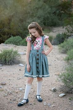 Willow skirt from Violette Field Threads