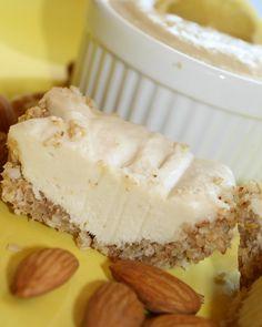 Paleo 'Hail Merry' Lemon Tart Knock-Off....pinning more for the crust