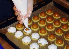 Cookie Recipes Unique - New ideas Baking Recipes For Kids, Easy Cookie Recipes, Cupcake Recipes, Dessert Recipes, Cheesecake Recipes, Fun Holiday Desserts, Party Desserts, Dessert Simple, Dessert Halloween