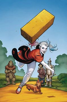 eXpertComics offers a wide choice of  products, like the Harley Quinn (Vol. 3)  #9 Variant. Visit eXpertComics' website to discover thousands of collectibles.