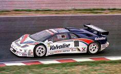 Gt Cars, Race Cars, Le Mans, Racing Car Design, Lamborghini Diablo, Car Tuning, Japanese Cars, Car Wrap, Auto Racing