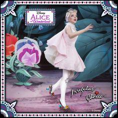 Alice in wonderland - irregular choice first teaser
