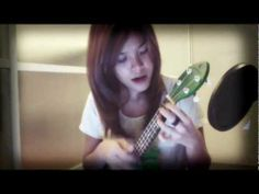 ▶ Rolling in the deep - Adele (Ukulele Cover) - YouTube