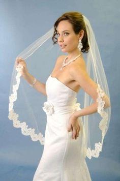 Wedding Veils :     Picture    Description  Ivory Lace  #Wedding veil … Wedding ideas for brides, grooms, parents & planners … itunes.apple.com/… … plus how to organise an entire wedding ♥ The Gold Wedding Planner iPhone App ♥    - #Veils https://weddinglande.com/accessories/veils/wedding-veils-ivory-lace-wedding-veil-wedding-ideas-for-brides-grooms-parents-planne/
