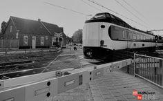 Spoorwegovergang Tongelre 2013. fotonr 34707